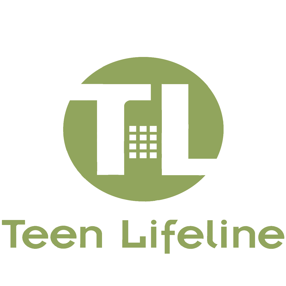 Teen Lifeline Logo