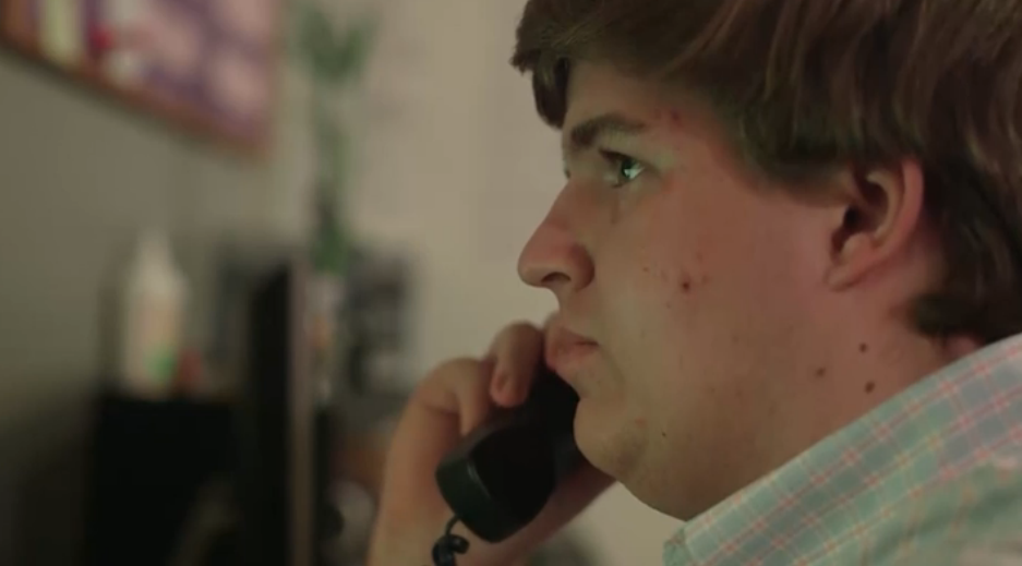 Phone hotlines from teen